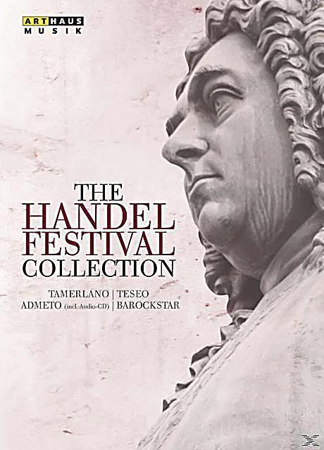 Georg Friedrich Händel - Emil Klein - Concerti Grossi Op.6 Vol.2 - Nos.3 4 7 8