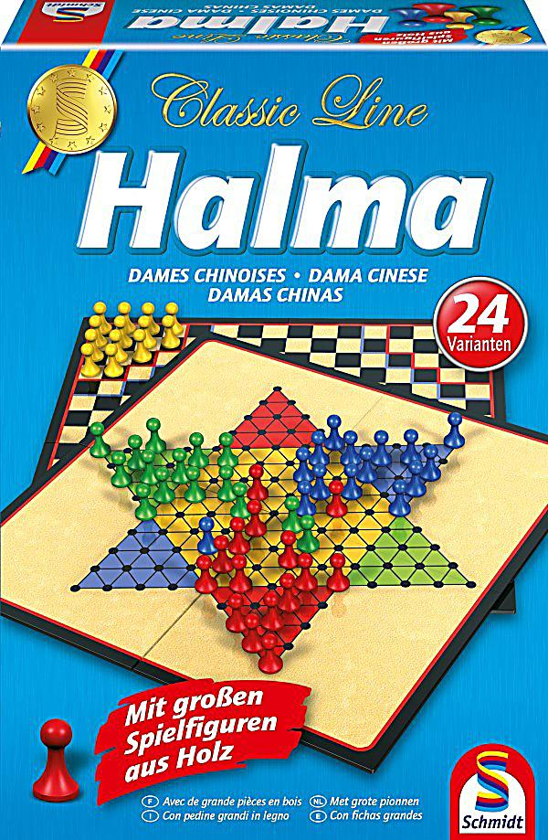 halma strategie