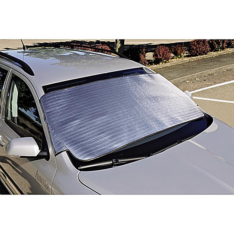 hama automotive eisschutz sonnenblende f r frontscheibe 187 x 68 cm silber. Black Bedroom Furniture Sets. Home Design Ideas