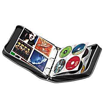 Hama CD-Wallet 200, graphit-silber, Tasche HE | Weltbild.de