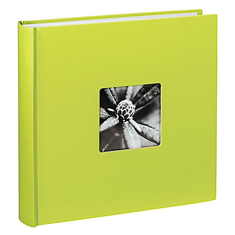 hama jumbo album fine art 30x30 cm 100 weisse seiten kiwi. Black Bedroom Furniture Sets. Home Design Ideas
