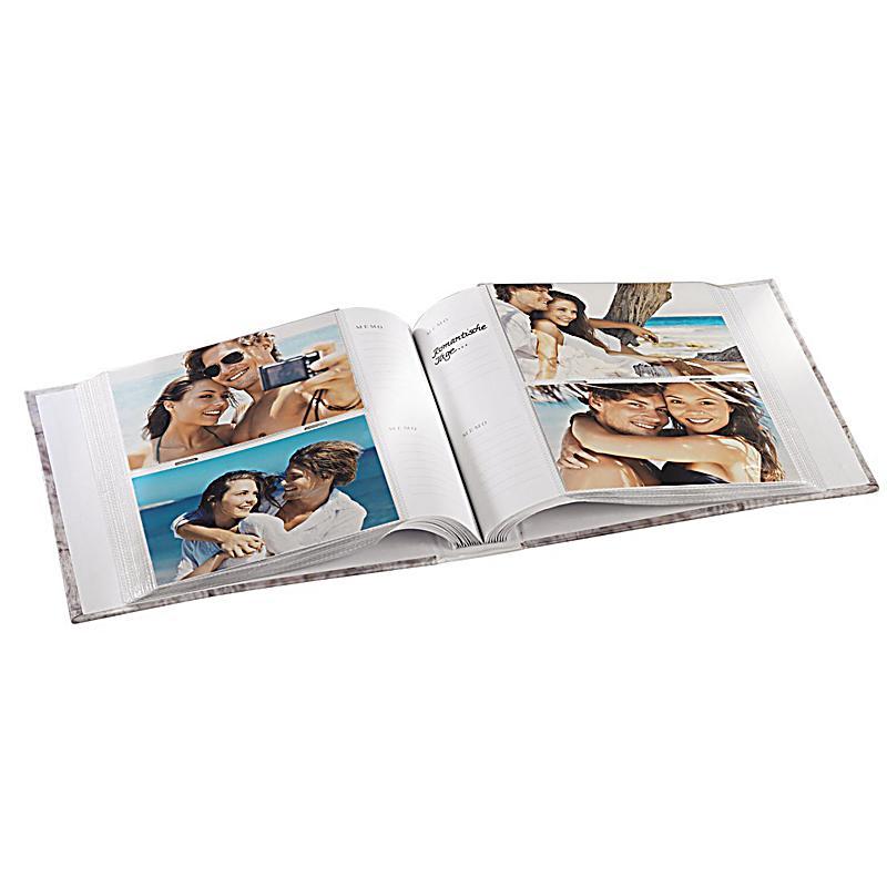 hama memo album catania f r 200 fotos im format 10x15 cm. Black Bedroom Furniture Sets. Home Design Ideas