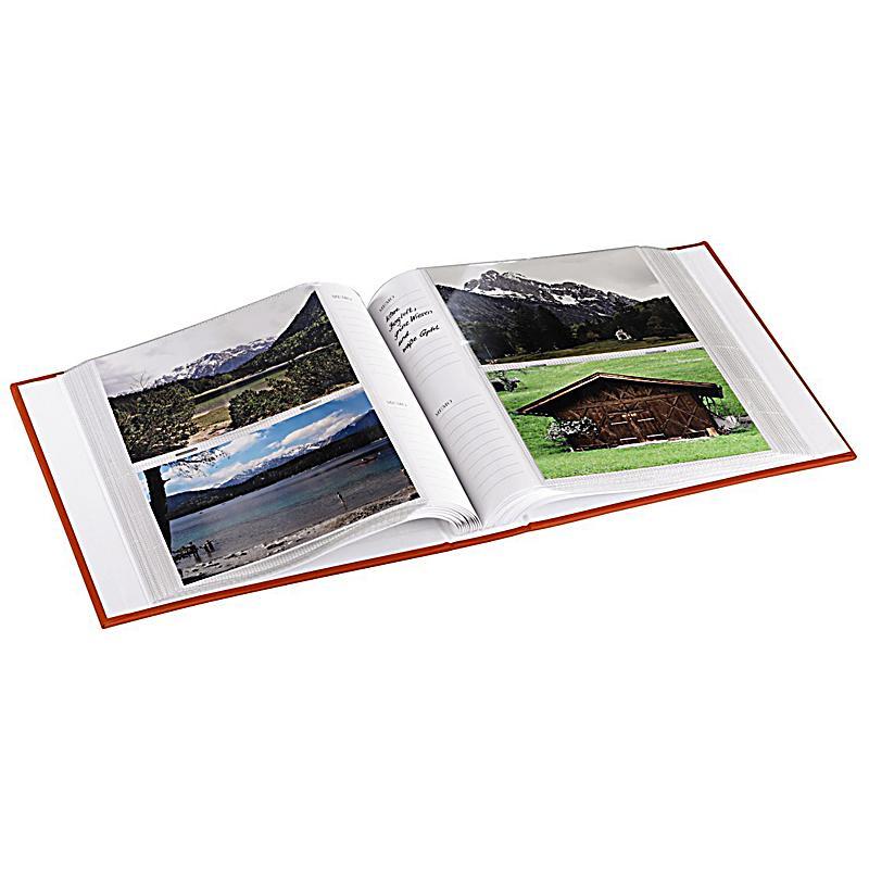 hama memo album scenery f r 200 fotos im format 10x15 cm. Black Bedroom Furniture Sets. Home Design Ideas