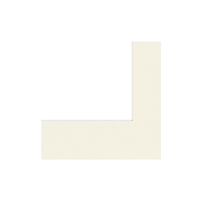 hama premium passepartout schneewei 60 x 80 cm. Black Bedroom Furniture Sets. Home Design Ideas