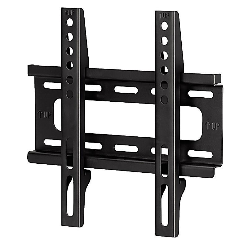 hama tv wandhalterung fix 1 stern l 117 cm 46 schwarz. Black Bedroom Furniture Sets. Home Design Ideas