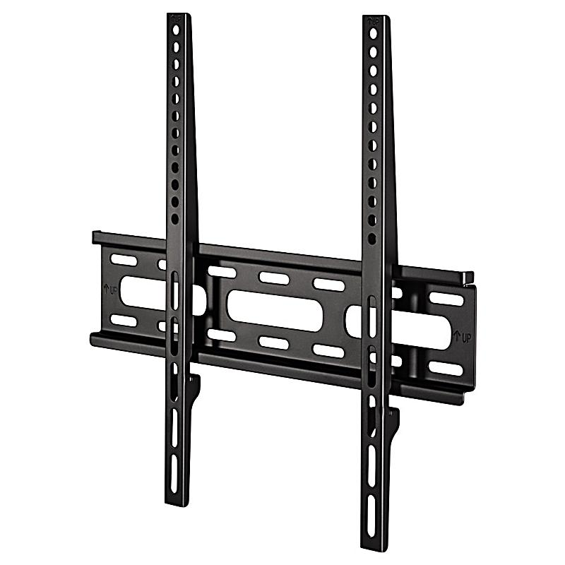 hama tv wandhalterung fix 3 sterne 142 cm 56 schwarz. Black Bedroom Furniture Sets. Home Design Ideas