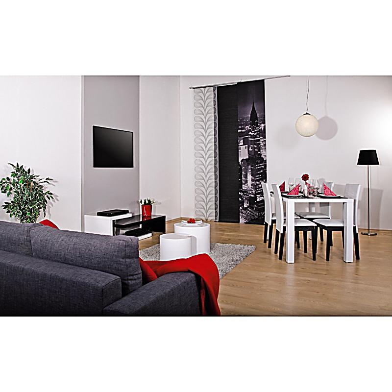 hama tv wandhalterung fix ultraslim 3 sterne 94 cm 37 wei. Black Bedroom Furniture Sets. Home Design Ideas