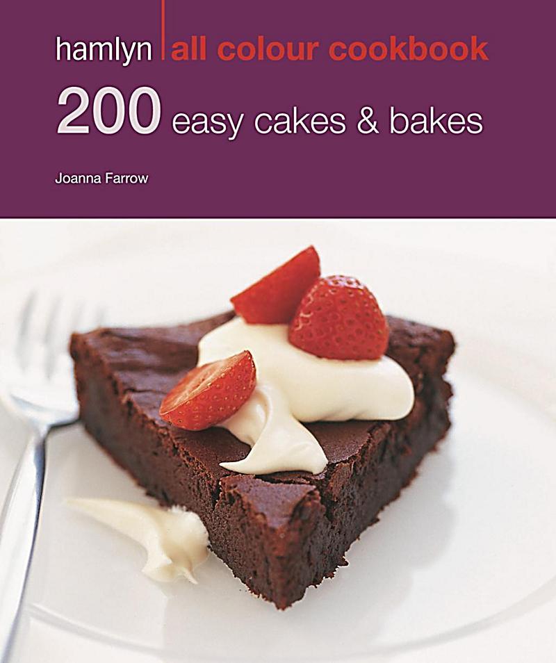 Hamlyn All Colour Cookbook  Cakes And Bakes