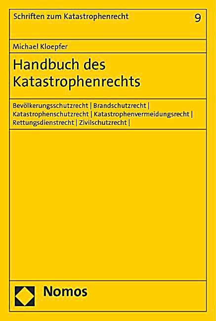 handbuch des katastrophenrechts buch portofrei bei. Black Bedroom Furniture Sets. Home Design Ideas
