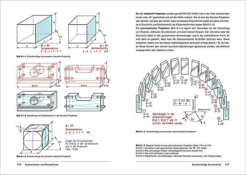handbuch technisches zeichnen und entwerfen m bel und innenausbau buch. Black Bedroom Furniture Sets. Home Design Ideas