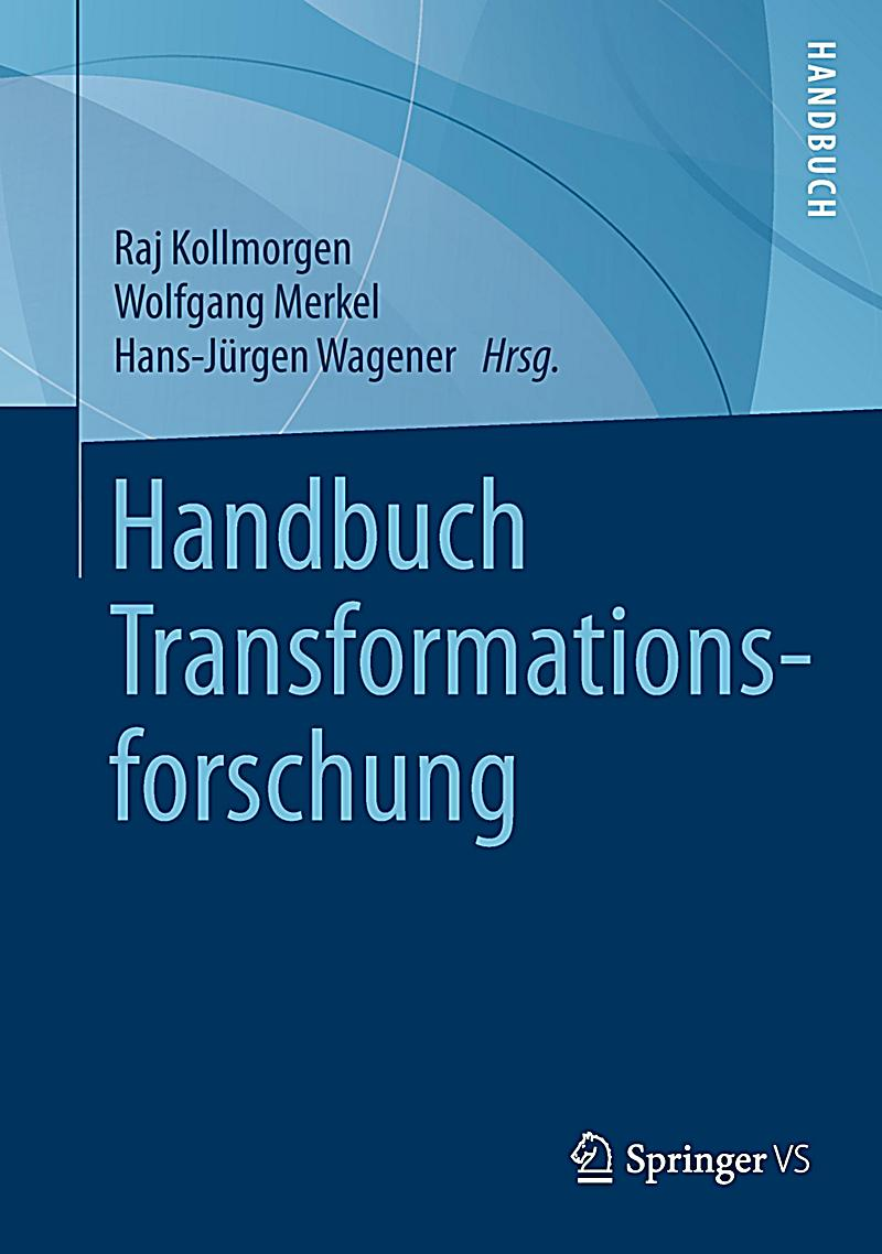 handbuch transformationsforschung buch portofrei bei. Black Bedroom Furniture Sets. Home Design Ideas