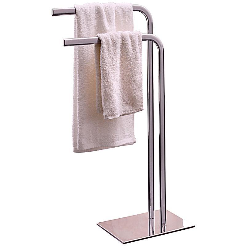 handtuchhalter chrome silber jetzt bei bestellen. Black Bedroom Furniture Sets. Home Design Ideas