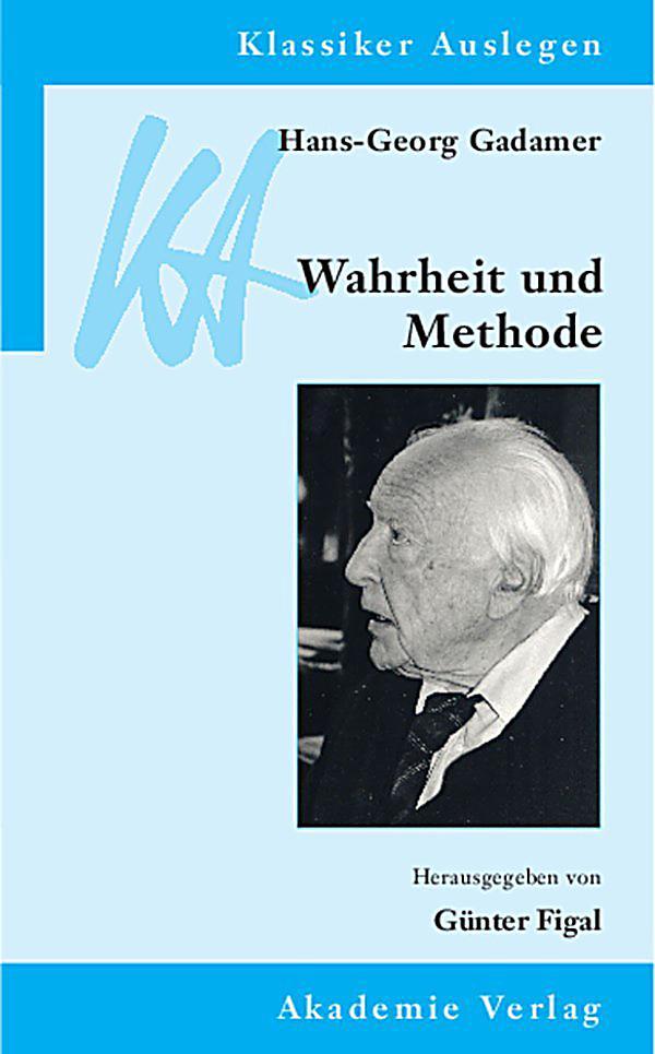 gadamer truth and method pdf