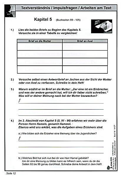 Hans-Georg Noack \'Rolltreppe abwärts\', Literaturseiten Buch