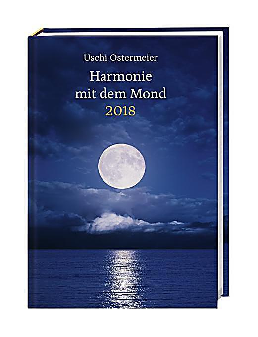 Harmonie mit dem Mond Kalenderbuch A6 2018 - Kalender bestellen
