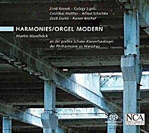 harmonies orgel modern cd jetzt online bei bestellen. Black Bedroom Furniture Sets. Home Design Ideas