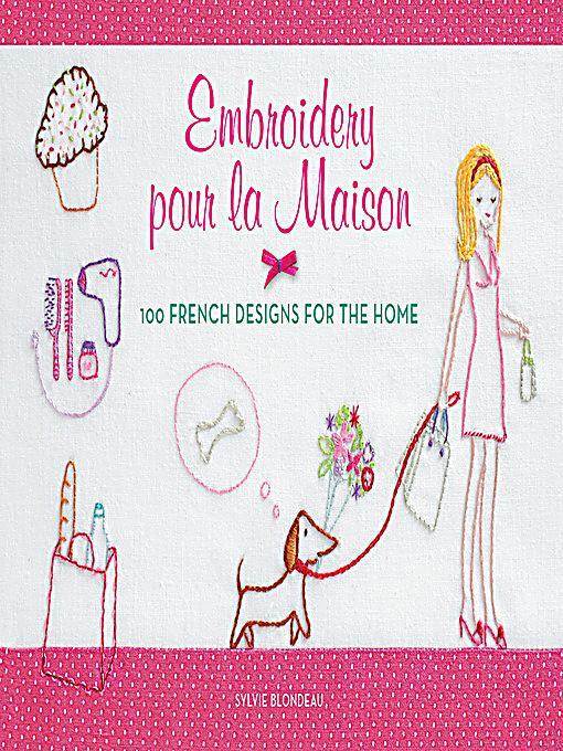 Harper design embroidery pour la maison ebook for Design pour la maison