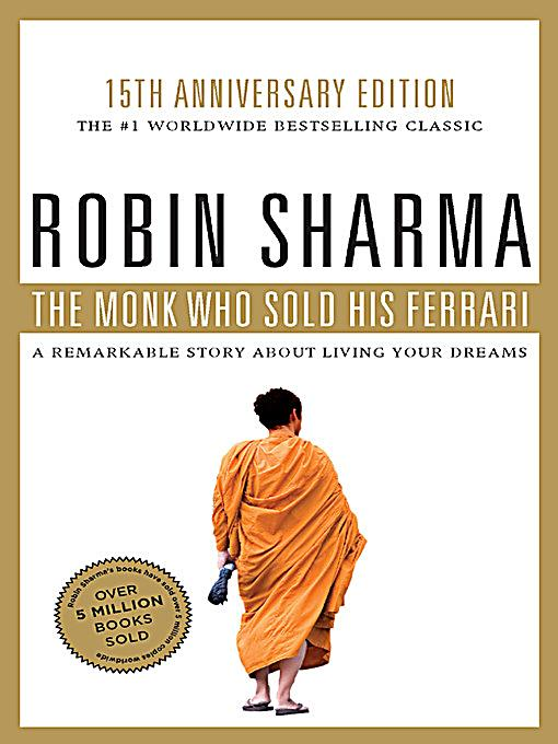 Harpercollins Publishers The Monk Who Sold His Ferrari