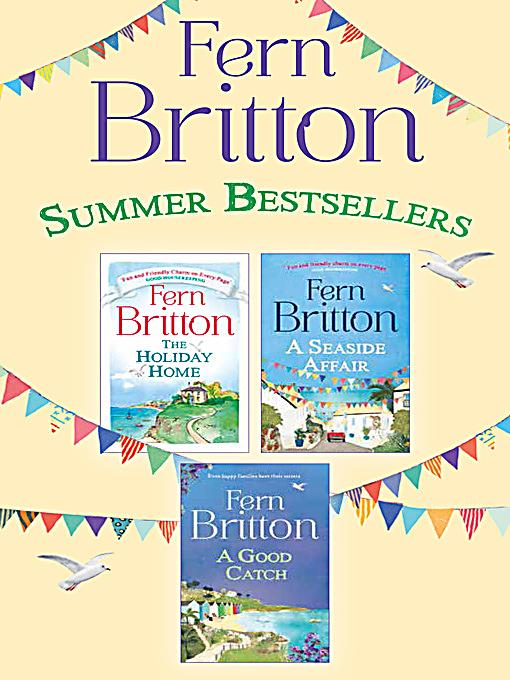 harperfiction e books commercial women fern britton 3 book collection the holiday home a. Black Bedroom Furniture Sets. Home Design Ideas