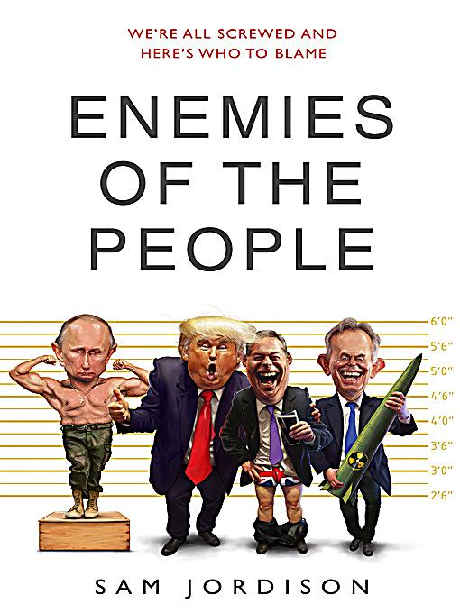 an analysis of the novel an enemy of the people In a public meeting, he has his brother declared an enemy of the people the doctor decides to leave the town, but at the last minute comes to the realization that he must stay and fight for the things he believes to be right.