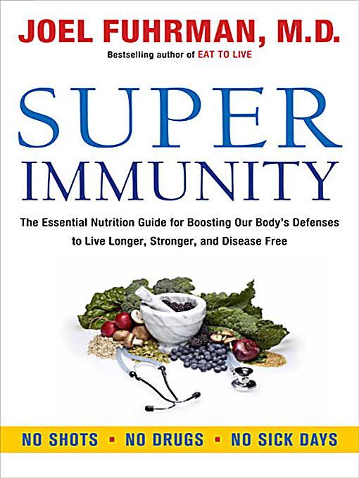 joel fuhrman super immunity pdf
