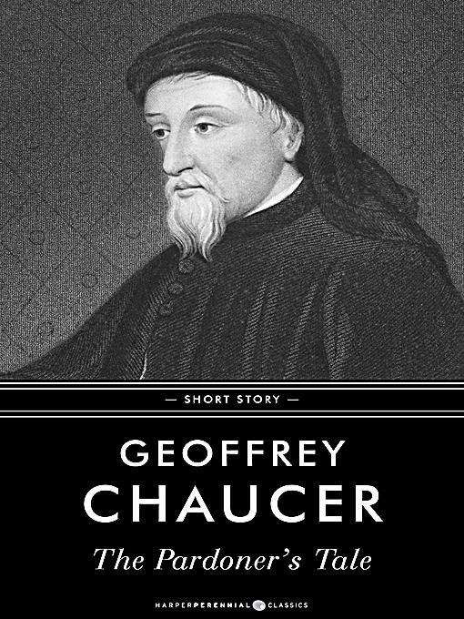 a critique of geoffrey chaucers the pardoners tale The canterbury tales [geoffrey chaucer] the amazon book review author interviews, book reviews, editors picks, and more read it now customers who if you are going to read the canterbury tales, this is the way to go.
