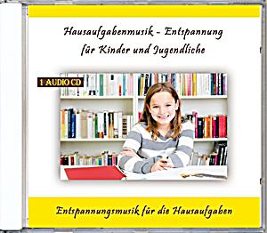 hausaufgabenmusik entspannung f r kinder und jug cd. Black Bedroom Furniture Sets. Home Design Ideas