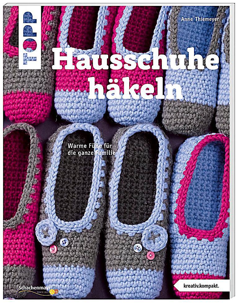 Hausschuhe häkeln Buch jetzt bei Weltbild.at online bestellen