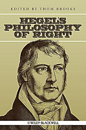 Hegel essay on natural law