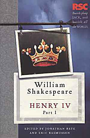 the redemption in william shakespeares play henry iv Henry v is a great shakespeare play for lesson plans for shakespeare's henry v william shakespeare and the globe by aliki is a beautiful narrative book.