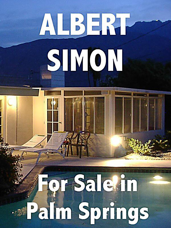 Henry wright mysteries for sale in palm springs the for Palm springs for sale by owner