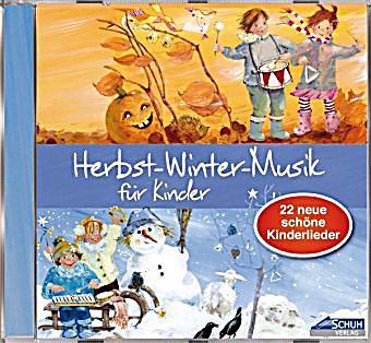 herbst winter musik f r kinder 1 audio cd h rbuch. Black Bedroom Furniture Sets. Home Design Ideas