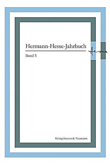 hermann hesse jahrbuch buch portofrei bei. Black Bedroom Furniture Sets. Home Design Ideas
