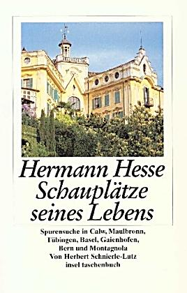 hermann hesse schaupl tze seines lebens buch portofrei. Black Bedroom Furniture Sets. Home Design Ideas