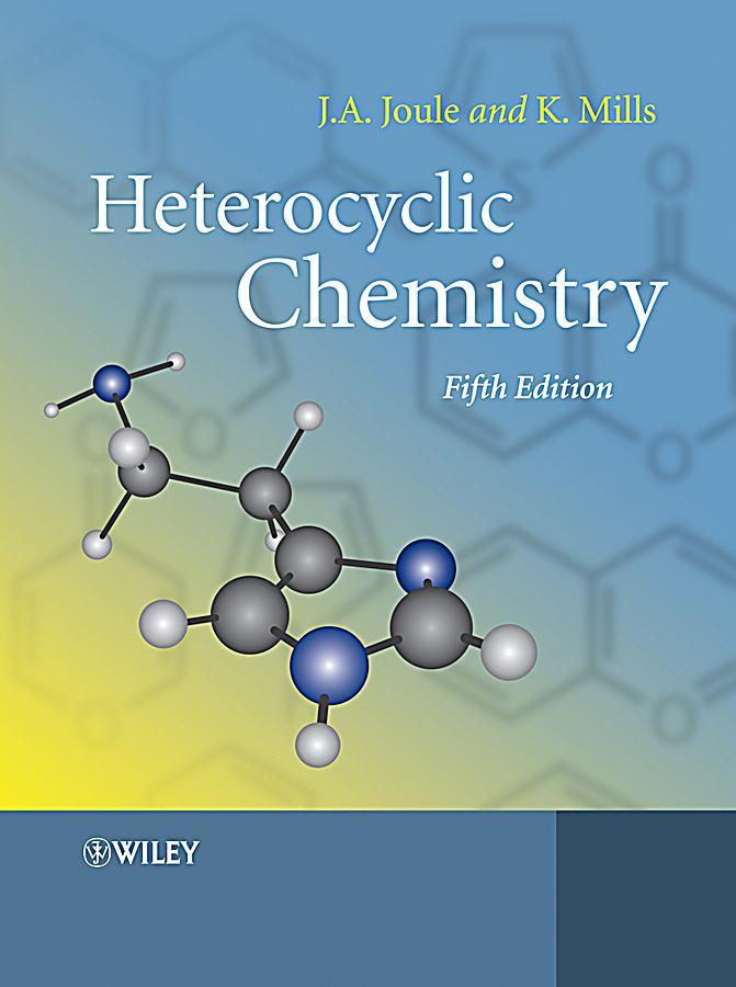 heterocyclic chemistry books free download pdf