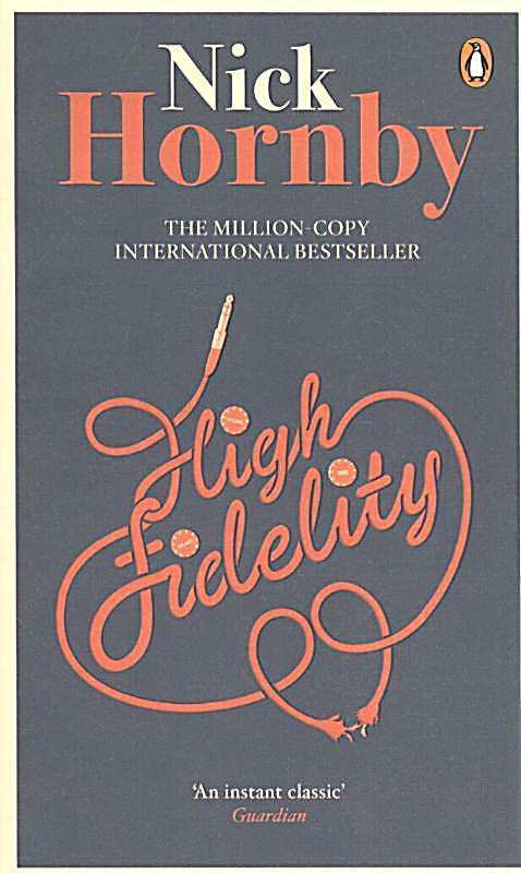 Nick hornby high fidelity an analysis