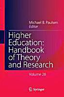 Higher education handbook of theory and research volume 21