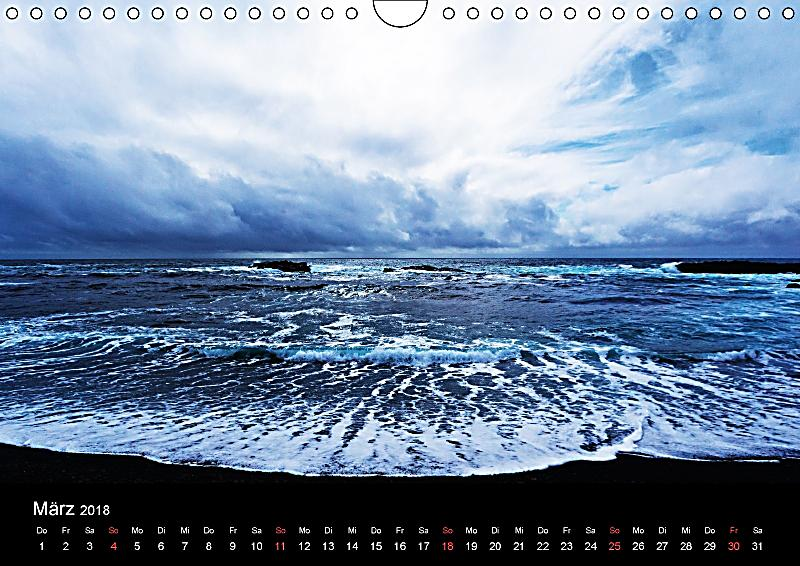 himmels bilder die grosse weite wandkalender 2018 din a4 quer kalender bestellen. Black Bedroom Furniture Sets. Home Design Ideas