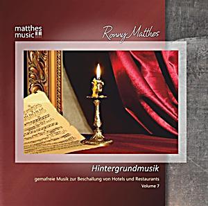 hintergrundmusik vol 7 gemafreie musik zur beschallung. Black Bedroom Furniture Sets. Home Design Ideas