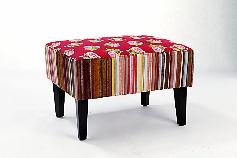 hocker patchwork jetzt bei bestellen. Black Bedroom Furniture Sets. Home Design Ideas