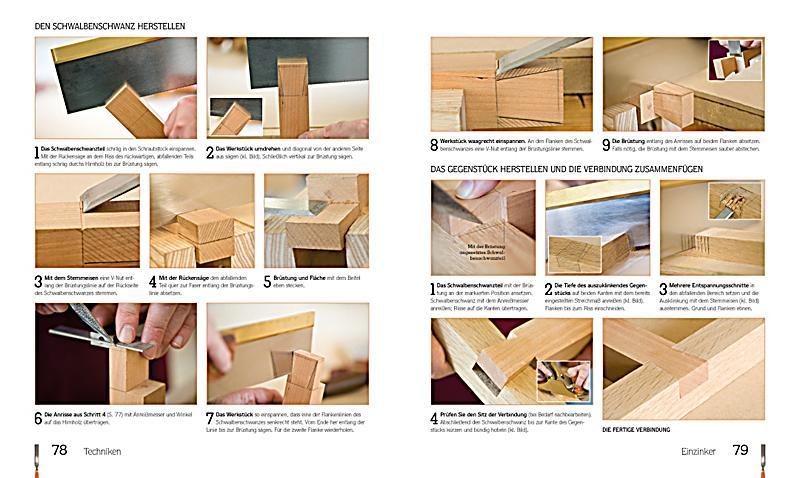 holzarbeiten schritt f r schritt buch portofrei bei. Black Bedroom Furniture Sets. Home Design Ideas