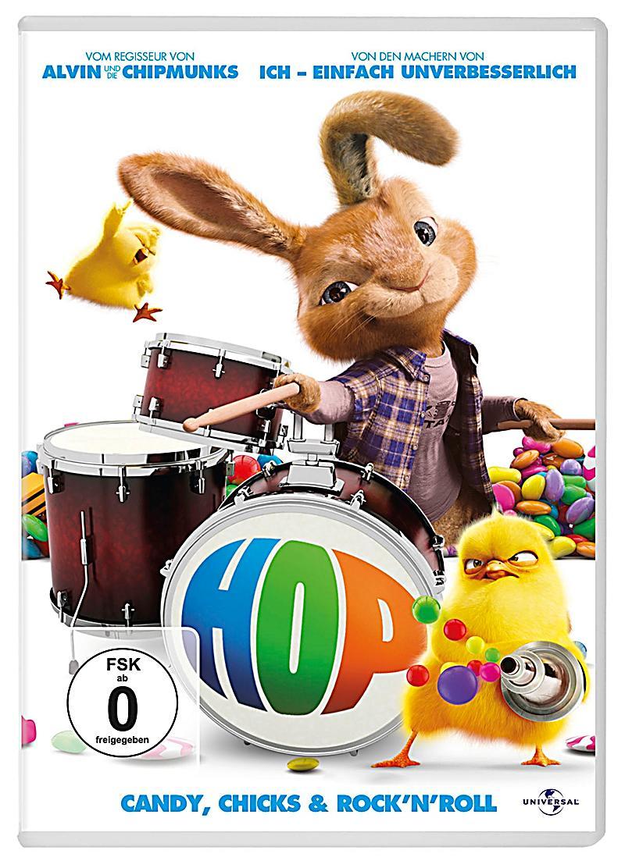 Hop Osterhase