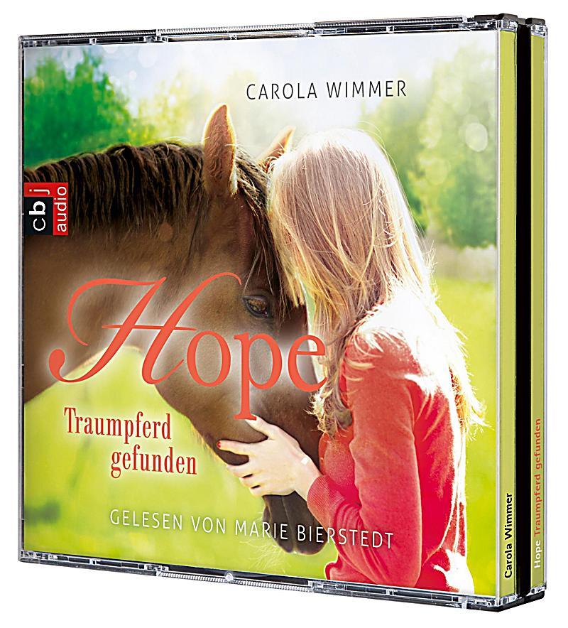 Traumpferd Gefunden, 3 Audio-CDs Hörbuch Günstig