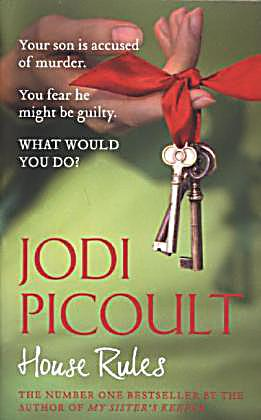 House Rules by Jodi Picoult (2010, Hardcover, Large Type)