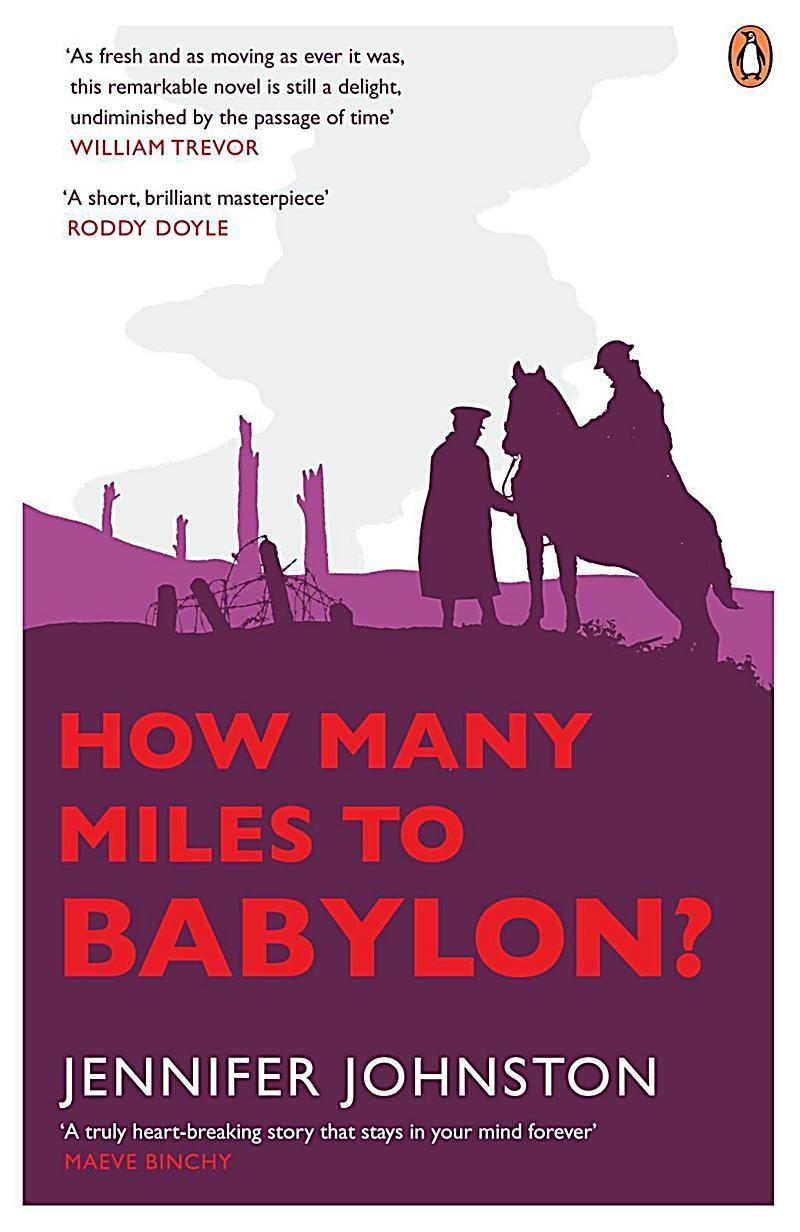How Many Miles to Babylon? (English Edition)