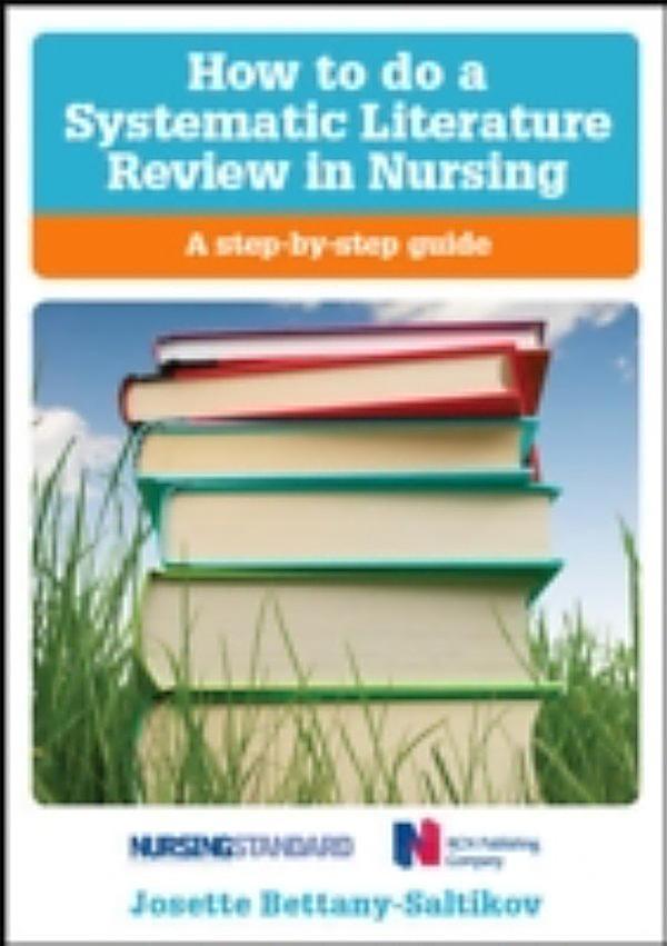 How to write a nursing literature review