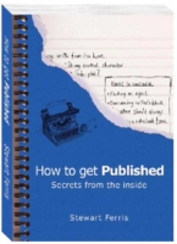how to get an ebook published