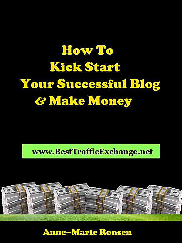 how to start your own blog and make money