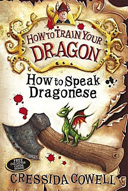 how to speak dragonese book