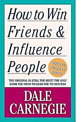 dale carnegie how to make friends and influence people